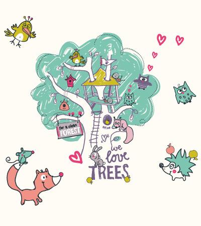 I-love-trees