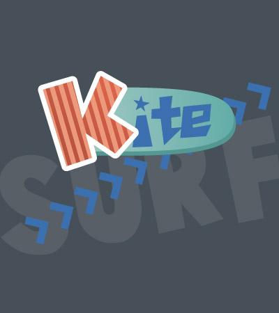 Print-kite-surf