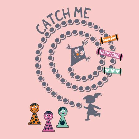 Catch-me-kite