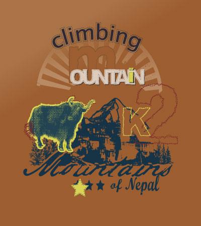 Climbing-Nepal-vector