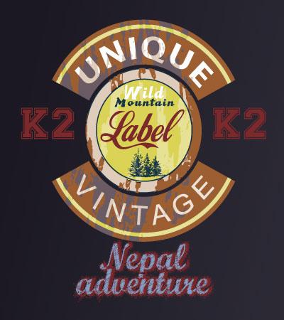 Nepal-adventure-vector