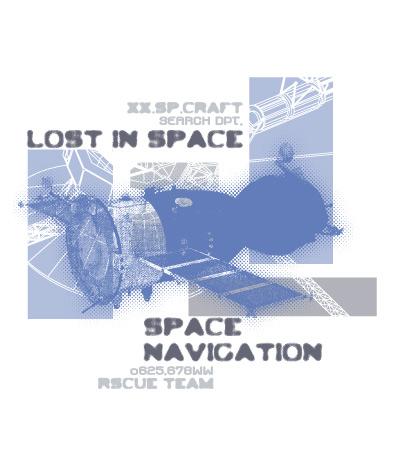 Rescue-space-shuttle-vector-art