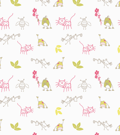 Seamless-pattern-cat