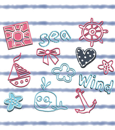 Sea-wind-vector-sailing-baby-girl