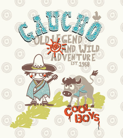 Cool-boys-bull-cute-vector-illustration