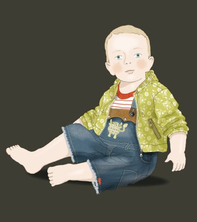 baby-boy-croquis-fashion-sketch-vector-illustration