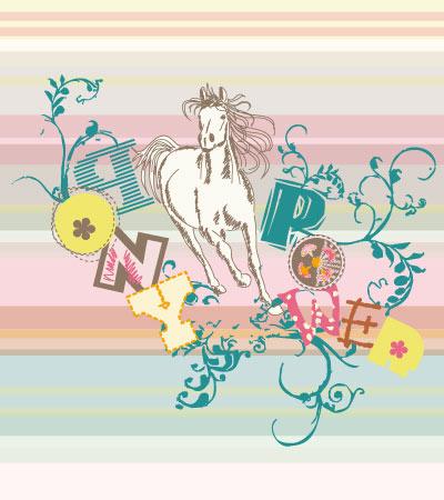 horse-vector