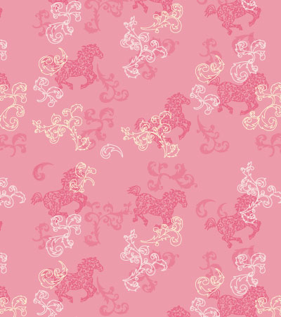 pattern-horse-vector