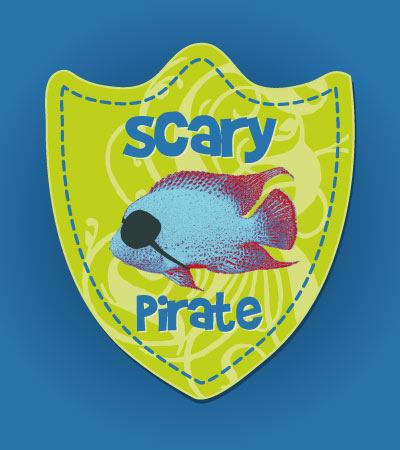 Scary-pirate
