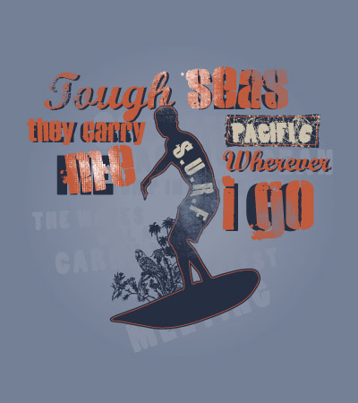 Tough-seas