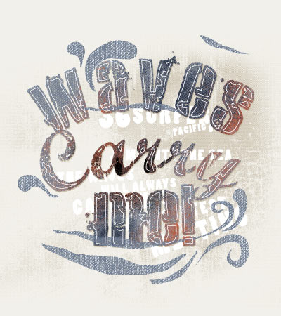 Waves-carry-me
