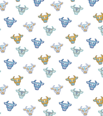 seamless-pattern-bull-motif-children-clothing