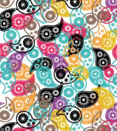Colorful-paisleys-pattern-baby