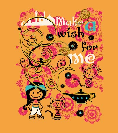 Wish-baby-girl-fashion-motif
