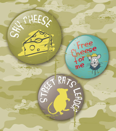 badges-rat-city-vector