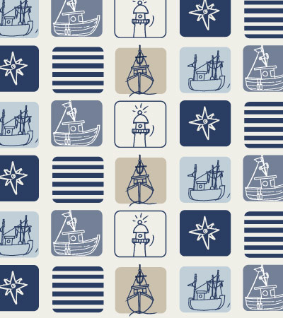 nautical-bed-linen-vector